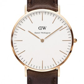Daniel Wellington Bristol Rose Gold 0109DW Clearancesalez.com