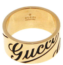 Gucci Gold Icon Ring Clearancesalez.com